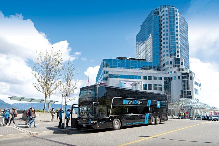 Hop On Hop Off Bus Vancouver
